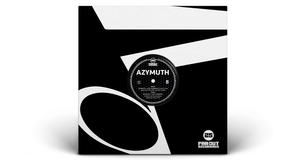 "Global Communication's 'Space Jazz' remix of Azymuth's Jazz Carnival to be reissued as part of new 12"" series"