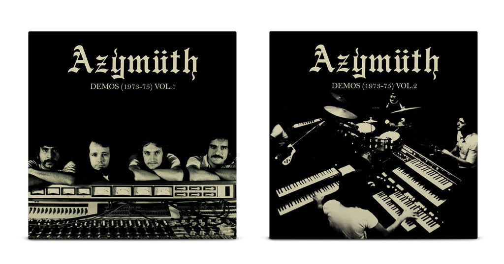 Azymuth announce two volumes of previously unheard tracks recorded 1973-75