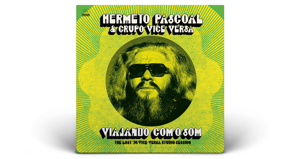 Hermeto Pascoal | Viajando Com O Som (The Lost '76 Vice Versa Studio Session)