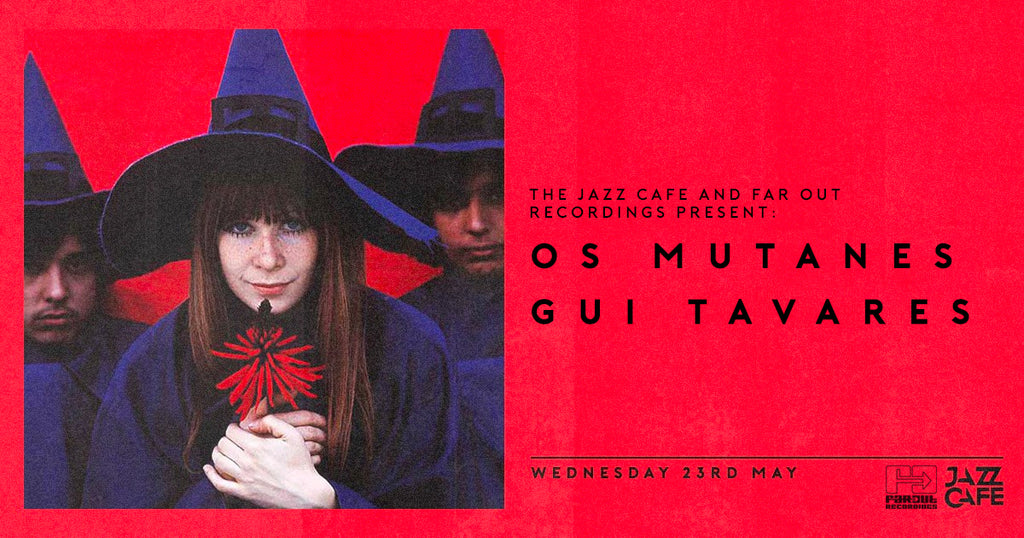 Os Mutantes & Gui Tavares Live @ The Jazz Cafe