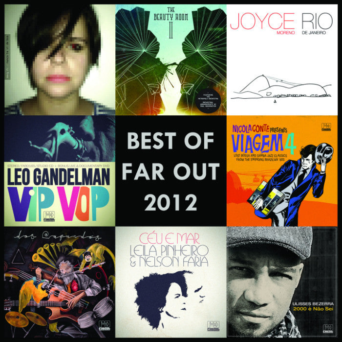 Various Artists - The Best of Far Out Recordings 2012 [2012]