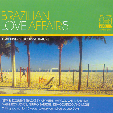 Various Artists - Brazilian Love Affair 5