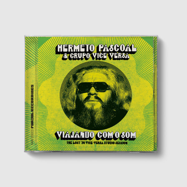 Hermeto Pascoal & Grupo Vice Versa - Viajando Com O Som (The Lost '76 Vice-Versa Studio Session) [2017]