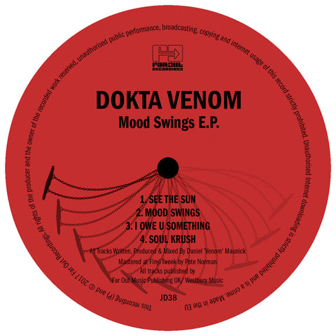 Dokta Venom - Mood Swings EP