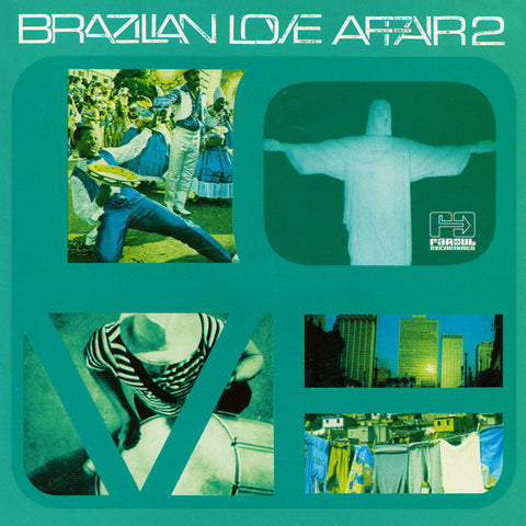 Various Artists - Brazilian Love Affair 2 [2001]