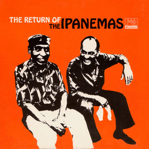 The Ipanemas - The Return Of The Ipanemas [2001]
