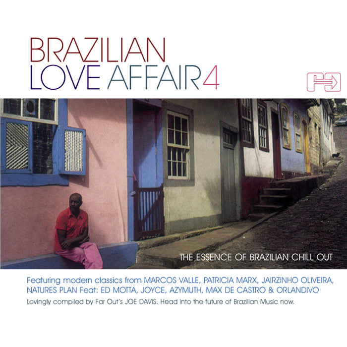 Various Artists - Brazilian Love Affair 4 [2003]