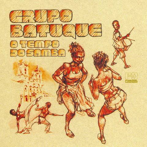Grupo Batuque - O Tempo Do Samba