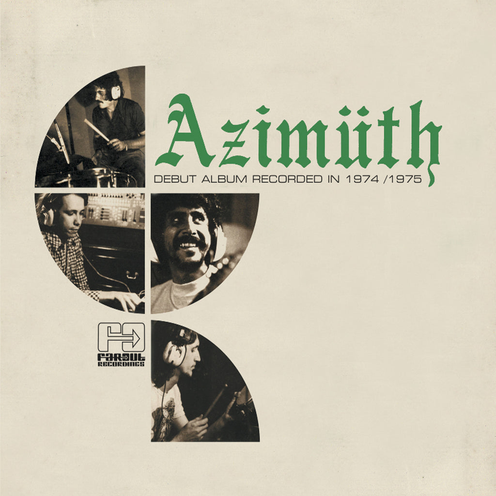 Azymuth azimuth far out recordings azymuth azimuth 1975 malvernweather Choice Image