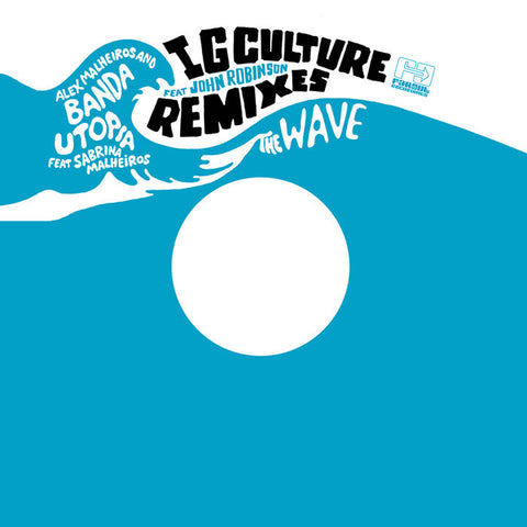 Alex Malheiros & Banda Utopia - The Wave IG Culture Remix