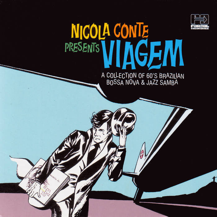 Various Artists - Nicola Conte Presents Viagem