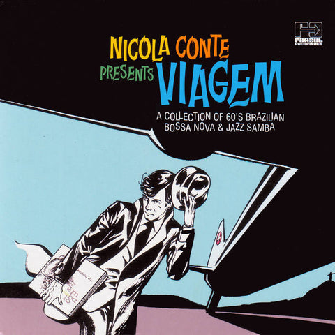 Various Artists - Nicola Conte Presents Viagem [2008]