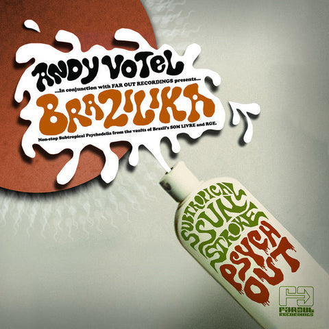 Various Artists - Andy Votel Presents Brazilika