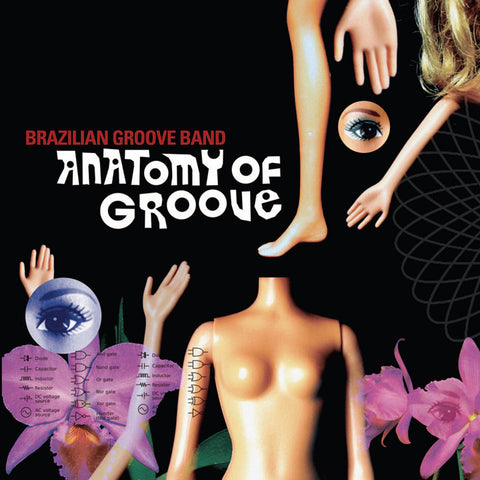 Brazilian Groove Band - Anatomy of a Groove [2009]