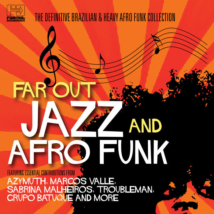 Various Artists - Far Out Jazz & Afro Funk