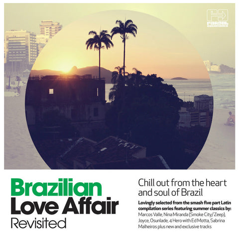 Various Artists - Brazilian Love Affair Revisited