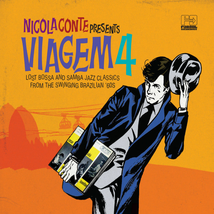 Various Artists - Nicola Conte Presents Viagem 4