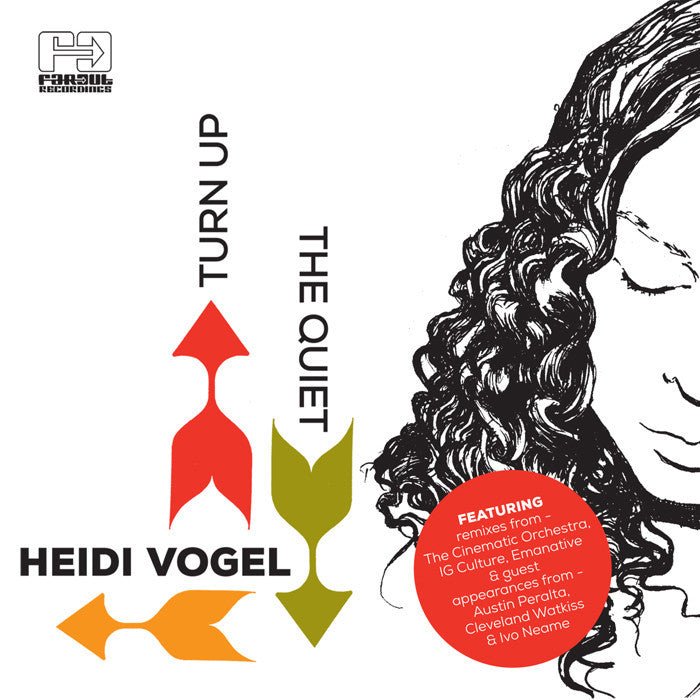 Heidi Vogel - Turn Up The Quiet [2013]