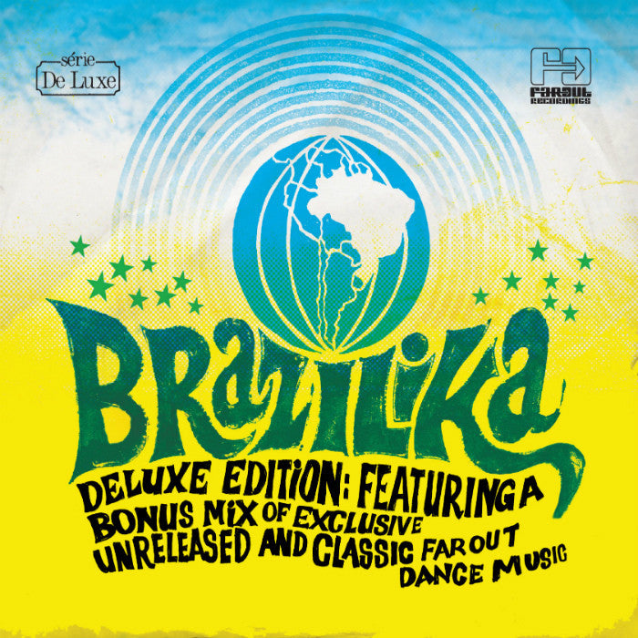 Various Artists - Brazilika [2015]