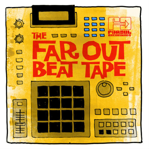 Various Artists - The Far Out Beat Tape [2015]