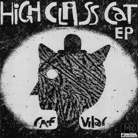 Raf Vilar - High Class Cat [2015]