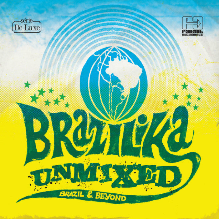 Various Artists - Brazilika Unmixed [2015]