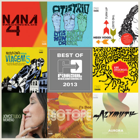 Various Artists - Best of Far Out 2013 [2013]
