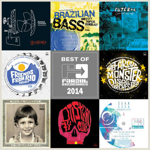 Various Artists - Best of Far Out 2014 [2014]