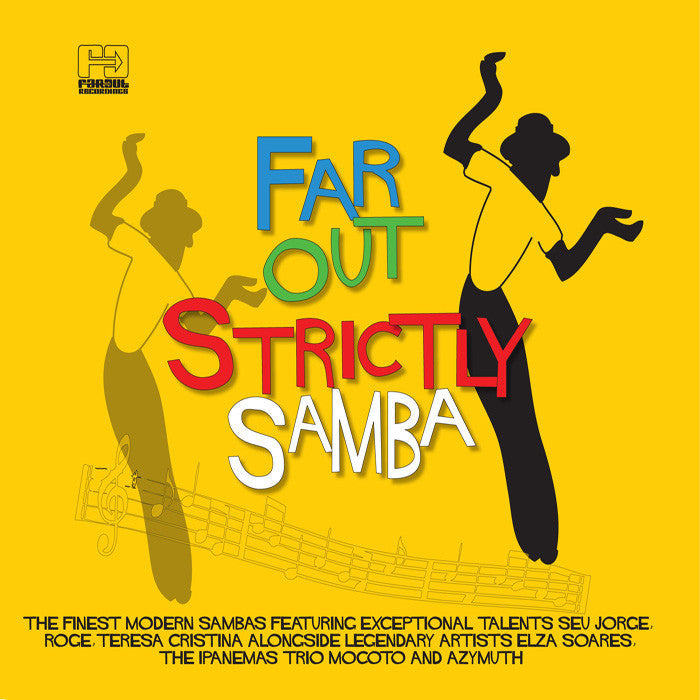 Various Artists - Far Out Strictly Samba [2009]