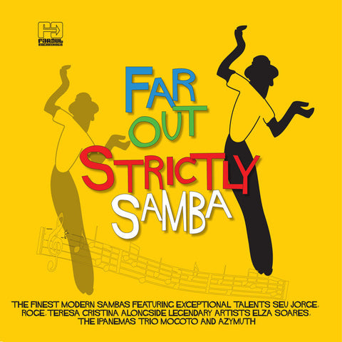 Various Artists - Far Out Strictly Samba
