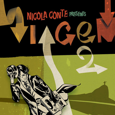 Various Artists - Nicola Conte Presents Viagem 2
