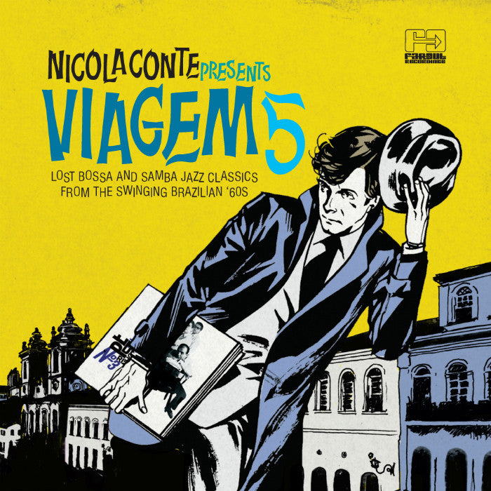Various Artists - Nicola Conte Presents Viagem 5 [2013]