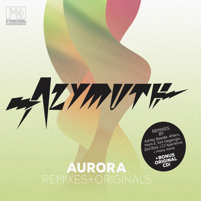 Azymuth - Aurora Remixes + Originals