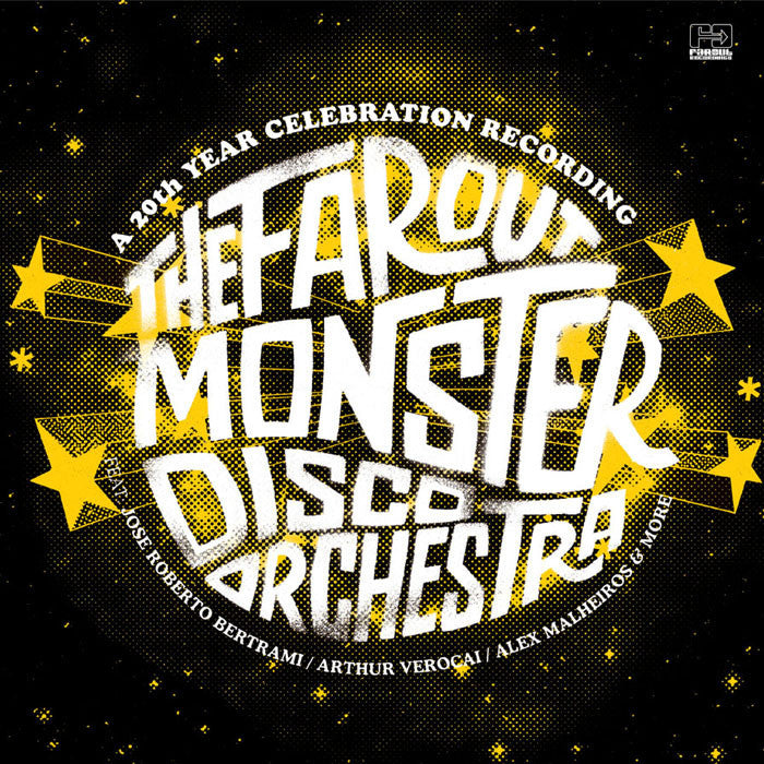 Far Out Monster Disco Orchestra - The Far Out Monster Disco Orchestra [2014]