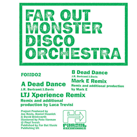 Far Out Monster Disco Orchestra - Dead Dance [2011]