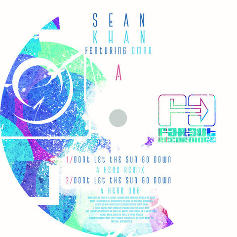 Sean Khan - Don't Let The Sun Go Down (4Hero & Nicola Conte Mixes) [2014]