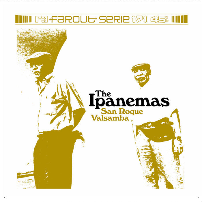 The Ipanemas - San Roque / Valsamba [2006]