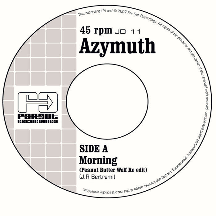 Azymuth - Morning/Linha De Horizonte Remixes