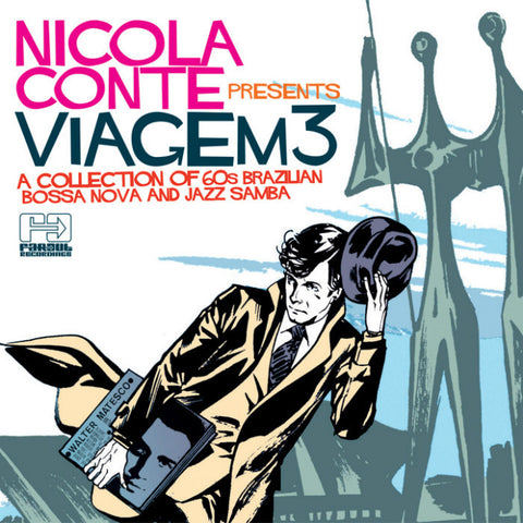 Various Artists - Nicola Conte Presents Viagem 3