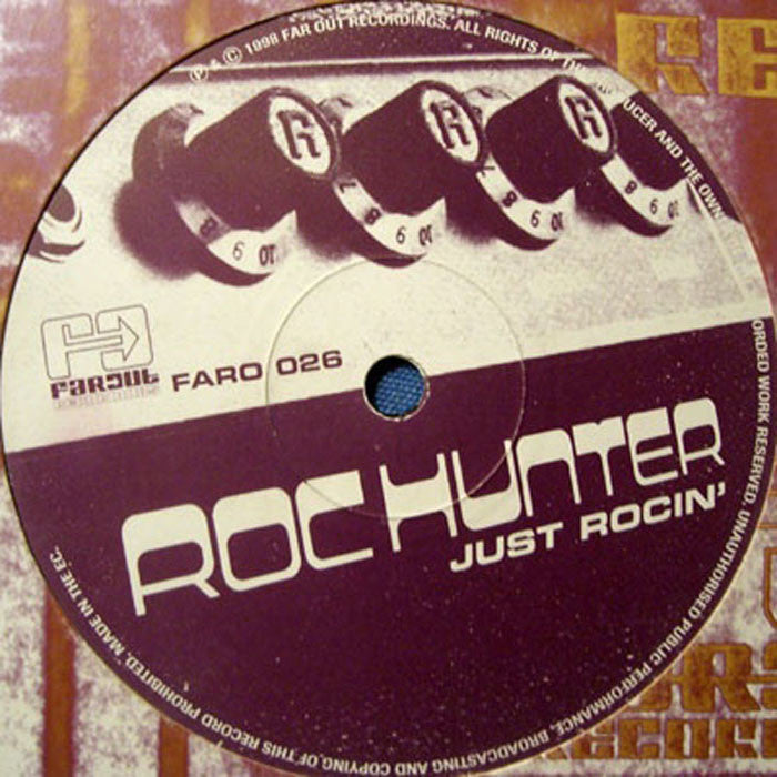 Roc Hunter - Just Rocin'