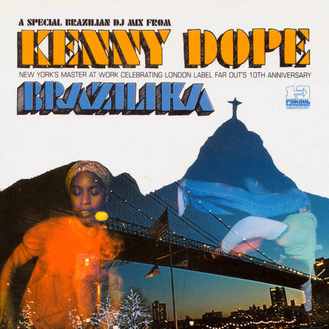 Various Artists - Kenny Dope Presents Brazilika