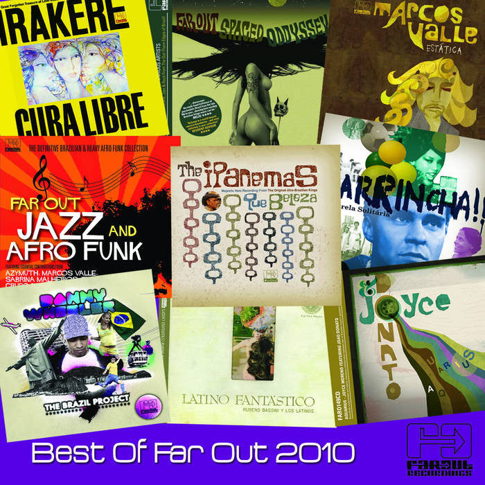 Various Artists - The Best Of Far Out 2010