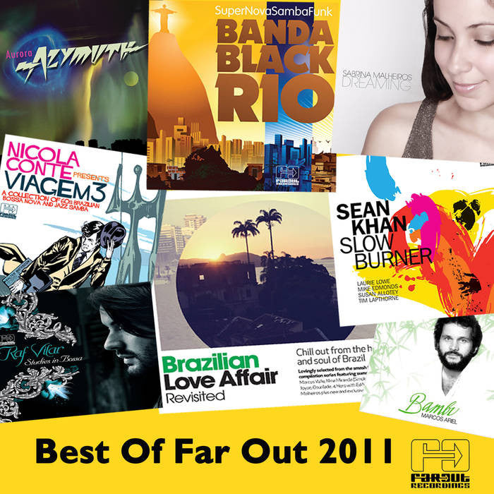 Various Artists - The Best of Far Out Recordings 2011