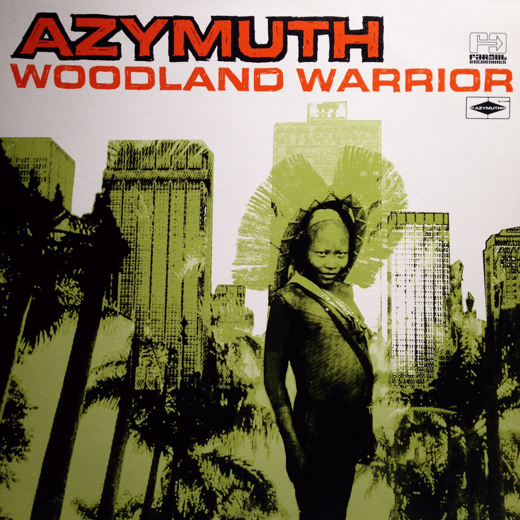 Azymuth - Woodland Warrior [1998]