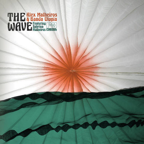 Alex Malheiros & Banda Utopia - The Wave feat Sabrina Malheiros [2009]