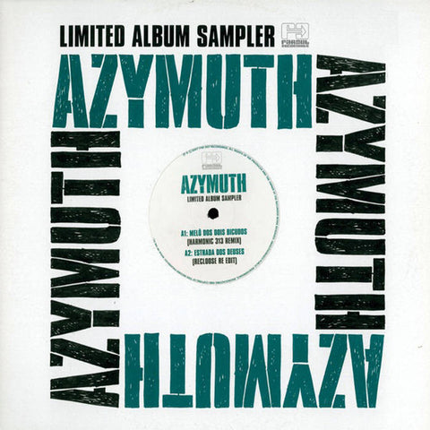 Azymuth - Limited Album Sampler [2007]