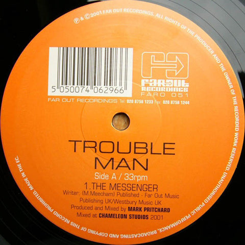 Troubleman - Messenger / The Essence [2001]