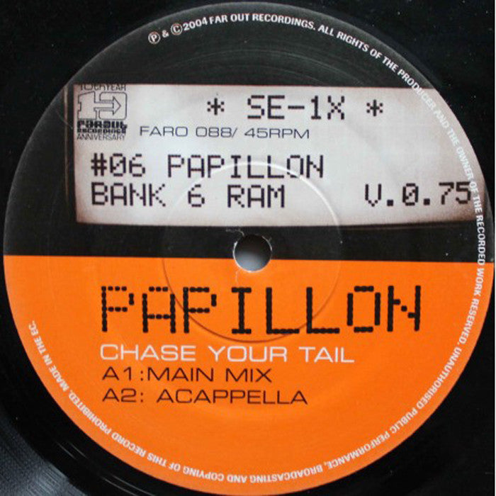 Papillon - Chase Your Tail