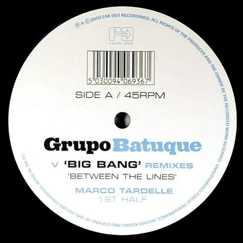 Grupo Batuque - Read Between The Lines