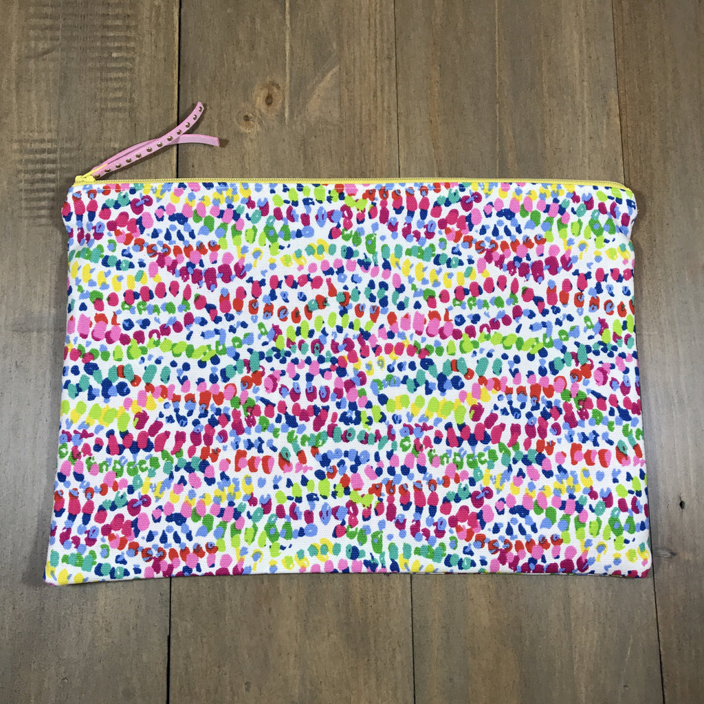 Speckled Clutch